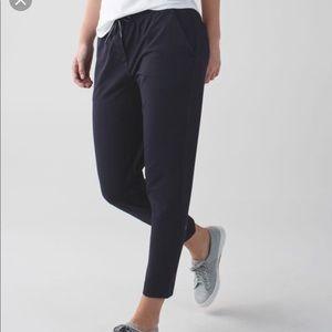 NWT lululemon Jet Crop Slim pants